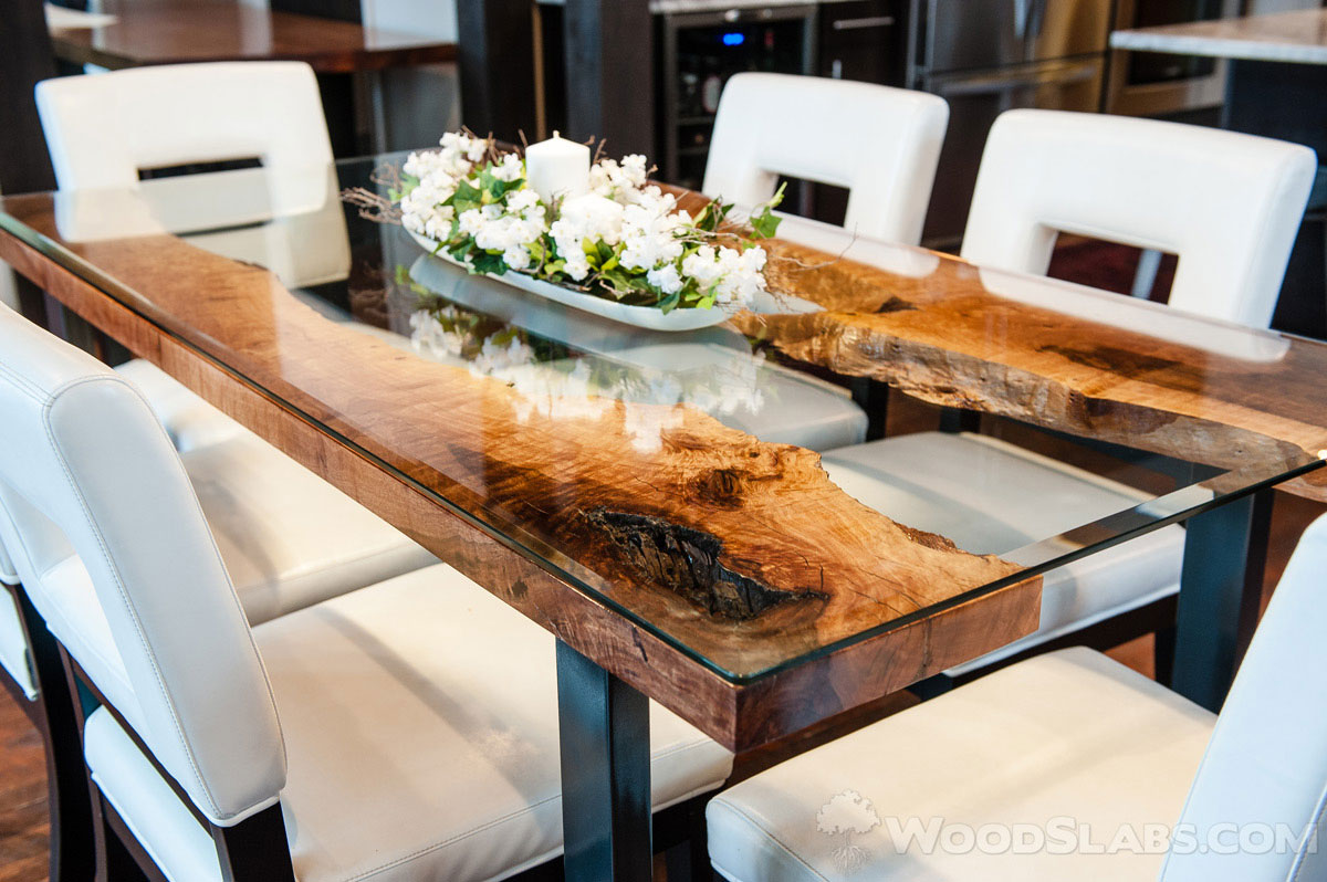 Admirable Artistic And Modern Live Edge Wood Slab Tables Beutiful Home Inspiration Ommitmahrainfo