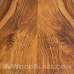 Bookmatched Wood Slabs