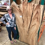 It's Camphor on this Wood Crush Wednesday!