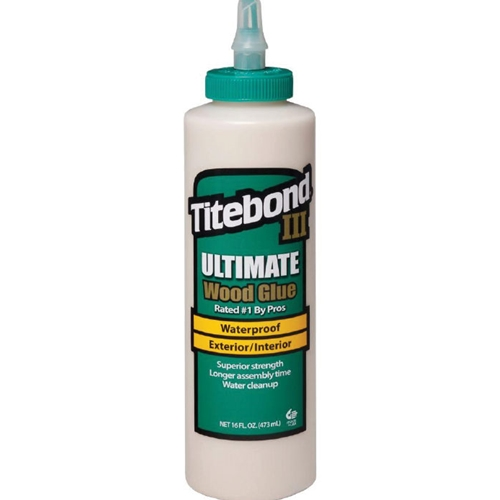 Titebond® III Premium Wood Glue - 16oz