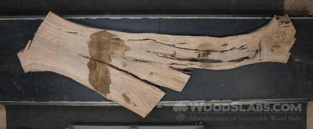 Live Oak Wood Slab #125-PAF-0R6B