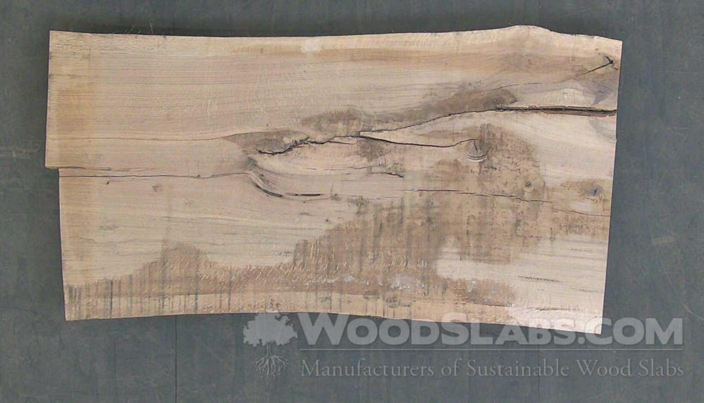 White Oak Wood Slab #2MX-2DA-RIZB