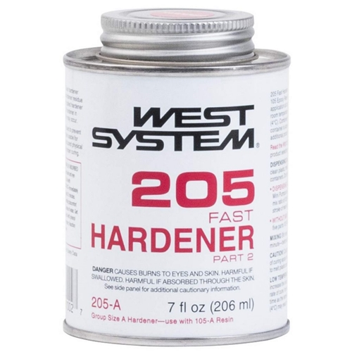 0.44 Pint West System 205-A Fast Hardener