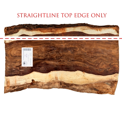 Straight Line Top Edge (as shown in picture 1) 73+ BF