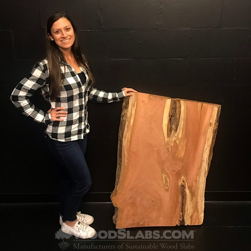 Wood Slab Giveaway