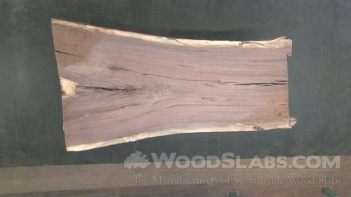 Walnut Wood Slab #G2J-GC4-5Q2X