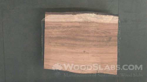 Brazilian Cherry Wood Slab #GRR-LOK-0LFM