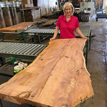 Aromatic Cedar Wood Slabs